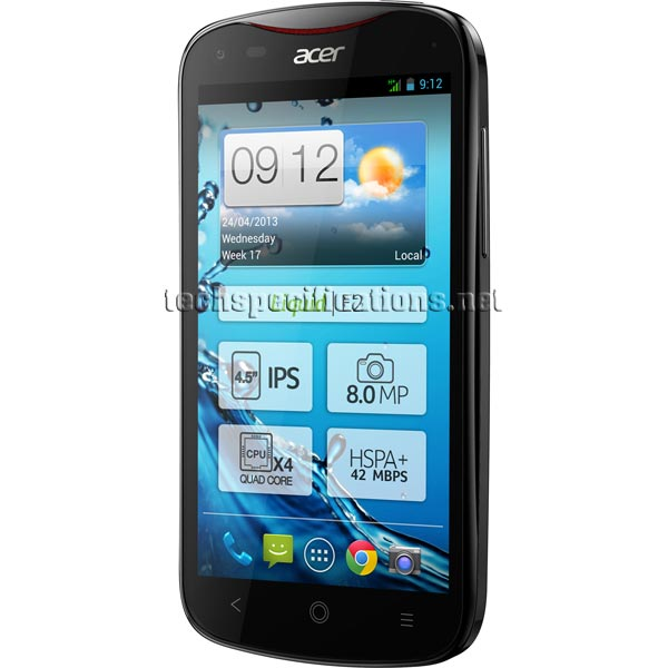 technical specifications of acer liquid e2 dual sim mobile phone. Black Bedroom Furniture Sets. Home Design Ideas