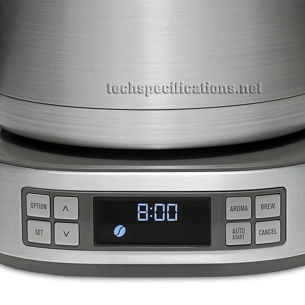 aeg kf7800 digital coffee machine tech specs. Black Bedroom Furniture Sets. Home Design Ideas