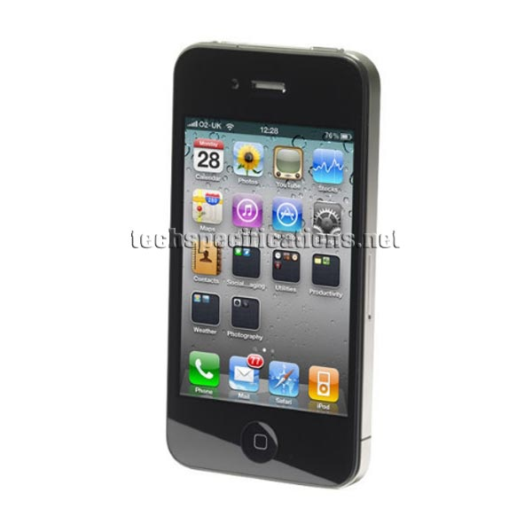 Apple iphone 4 price and specification