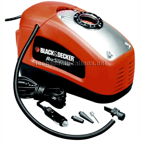 Black and decker air station review cordless inflator youtube.