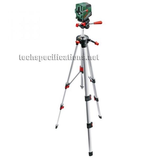 Bosch pcl 20 cross line laser tech specs for Laser bosch pcl 20