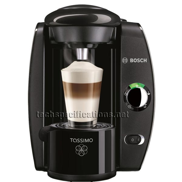 bosch tassimo fidelia tas 4012 automatic espresso machine. Black Bedroom Furniture Sets. Home Design Ideas