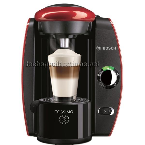 Tassimo Coffee Maker Dimensions : Bosch Tassimo Fidelia TAS 4012 Automatic Espresso Machine