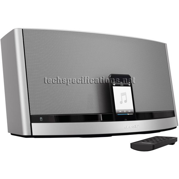 technical specifications of bose sounddock 10 docking station technical specifications. Black Bedroom Furniture Sets. Home Design Ideas