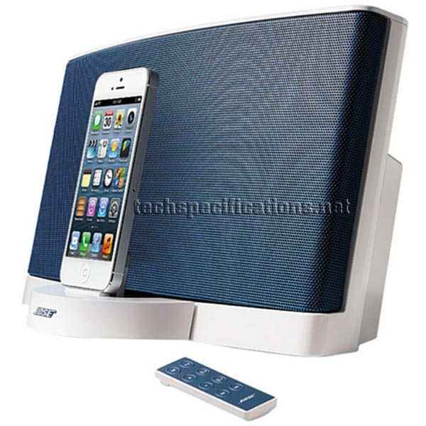 bose sounddock ii docking station tech specs. Black Bedroom Furniture Sets. Home Design Ideas