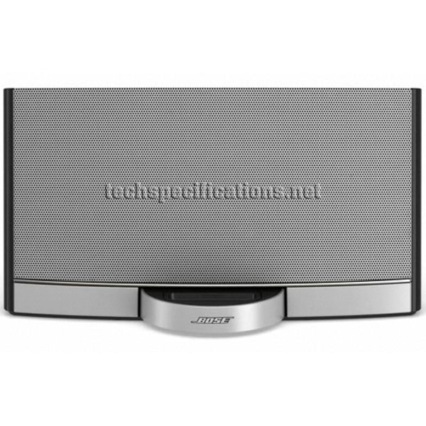 technical specifications of bose sounddock portable docking station. Black Bedroom Furniture Sets. Home Design Ideas