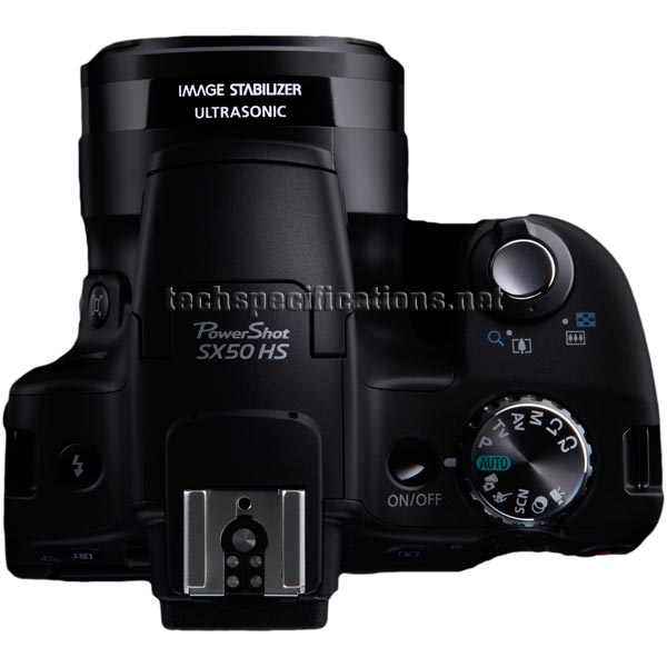 technical specifications of canon powershot sx50 hs digital camera. Black Bedroom Furniture Sets. Home Design Ideas