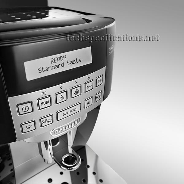 krups barista onetouch delonghi espresso maker