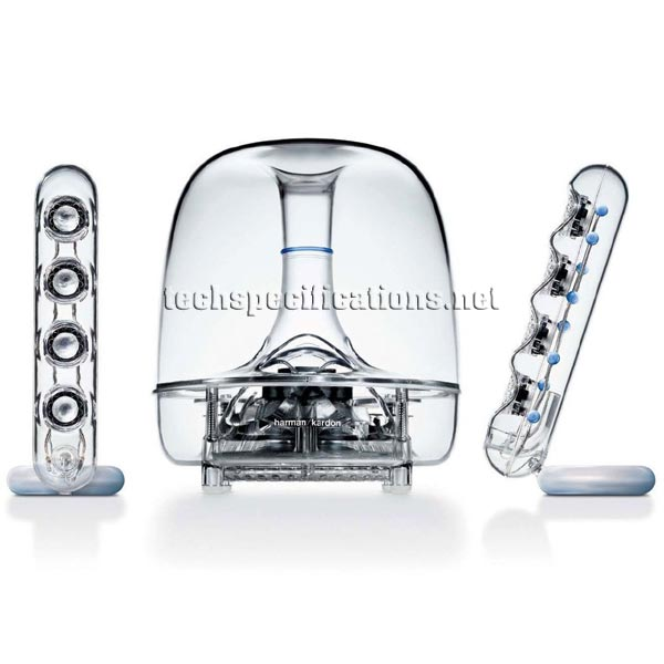 harman kardon soundsticks 3 audio system tech specs. Black Bedroom Furniture Sets. Home Design Ideas