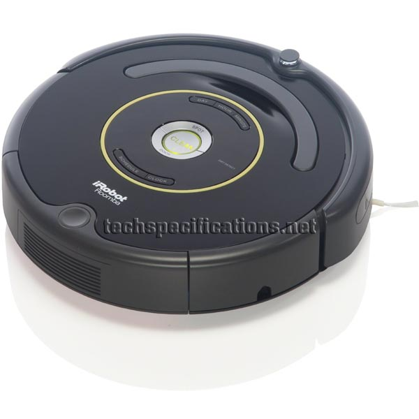 irobot roomba 650 vacuum cleaning robot tech specs. Black Bedroom Furniture Sets. Home Design Ideas