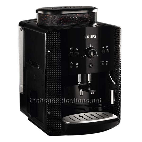 krups ea8108 automatic espresso machine tech specs. Black Bedroom Furniture Sets. Home Design Ideas