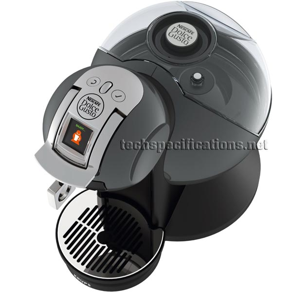 krups nescafe dolce gusto creativa kp2600 coffee machine. Black Bedroom Furniture Sets. Home Design Ideas