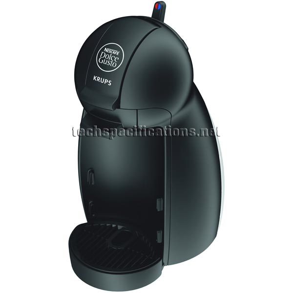 krups nescaf dolce gusto piccolo kp1002 coffee machine. Black Bedroom Furniture Sets. Home Design Ideas
