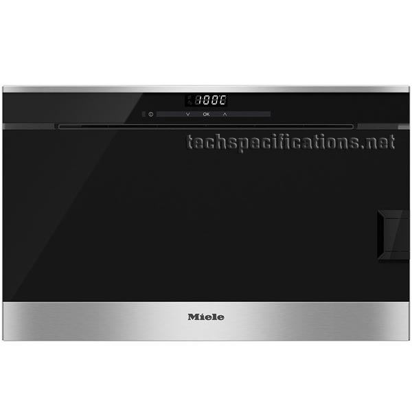miele dg 6010 integrated oven technical specifications. Black Bedroom Furniture Sets. Home Design Ideas