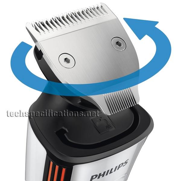 675c1847c99 Philips QS6140/32 Hair Trimmer Tech Specs