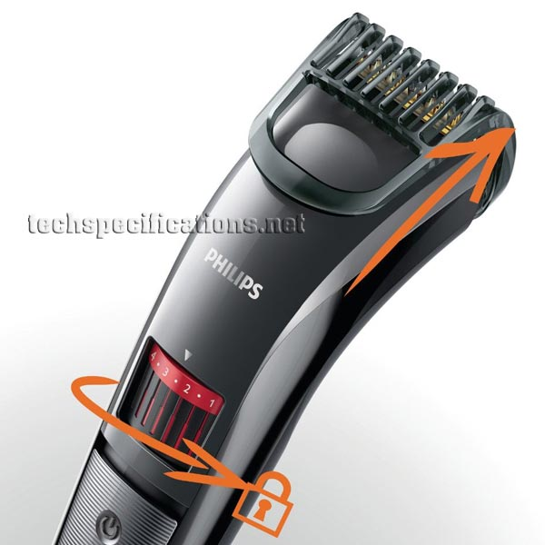 philips qt4015 23 beard trimmer tech specs. Black Bedroom Furniture Sets. Home Design Ideas