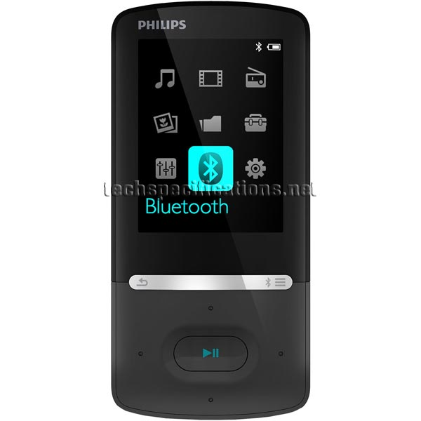 technical specifications of philips sa5azu04kf mp4 player. Black Bedroom Furniture Sets. Home Design Ideas