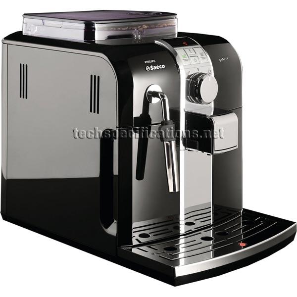 philips saeco syntia hd8833 automatic espresso machine. Black Bedroom Furniture Sets. Home Design Ideas