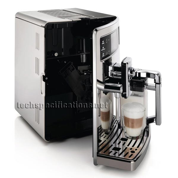 philips saeco xelsis hd8946 01 automatic espresso machine. Black Bedroom Furniture Sets. Home Design Ideas