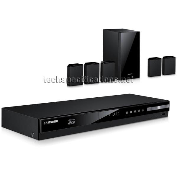 technical specifications of samsung ht f4500 blu ray home cinema. Black Bedroom Furniture Sets. Home Design Ideas