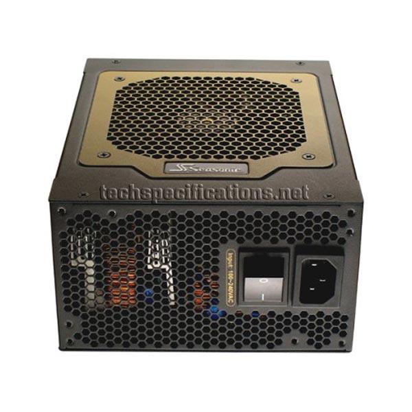 seasonic x1250 pc power supply tech specs