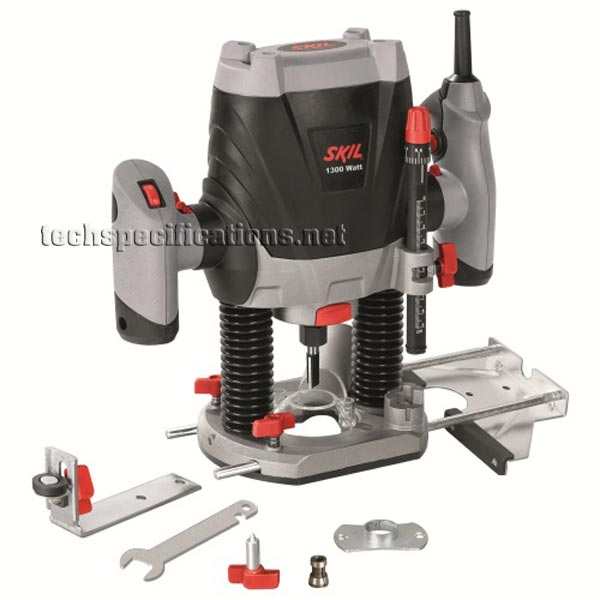 skil plunge router. skil 1840aa plunge router tech specs 8