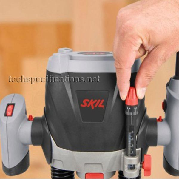 skil plunge router. skil 1840aa plunge router tech specs