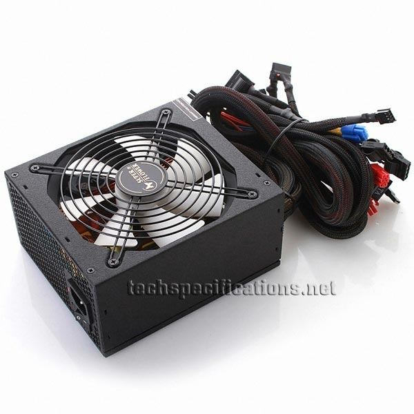 Super Flower Golden King PRO PC Power Supply Tech Specs