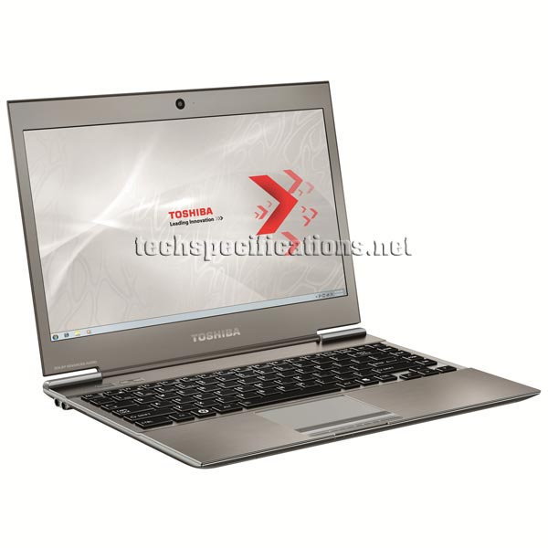 Technical Specifications of Toshiba Portege Z830-10E ...