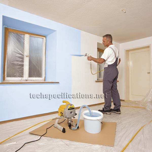 wagner project pro 117 fine spray system tech specs. Black Bedroom Furniture Sets. Home Design Ideas