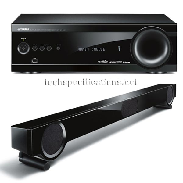 technical specifications of yamaha yht s401 soundbar. Black Bedroom Furniture Sets. Home Design Ideas