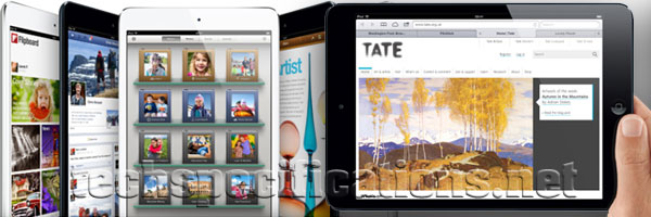 Technical Specifications of iPad Mini 64 GB Tablet