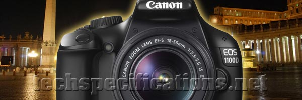 By Photo Congress    Canon Eos 1100d Specifications