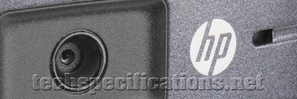 HP 2300 HD Webcam Tech Specs