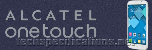 Alcatel One Touch POP C7 Mobile Phone Tech Specs