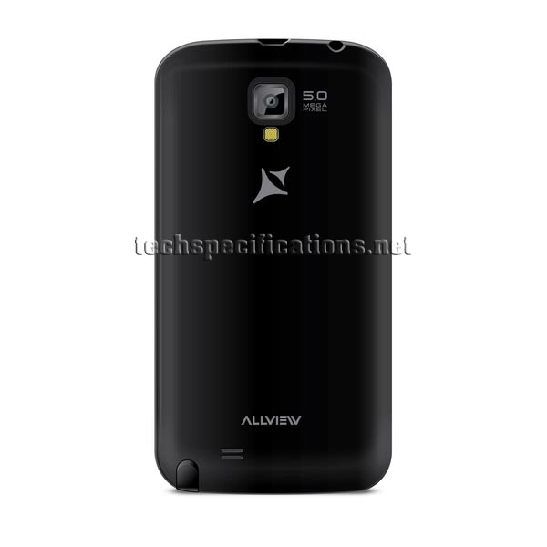 Technical Specifications Of Allview P5 Symbol Dual Sim